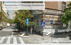 asariWEB i wirtualne spacery z Google Street View