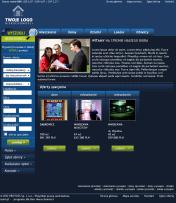 Szablon strony WWW