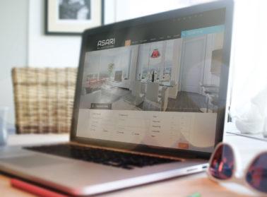 szablon 4 strony internetowe dla biur nieruchomości