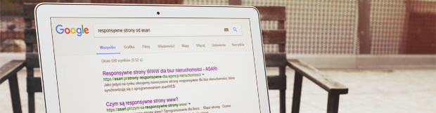 Chcesz, byTwoja strona była wGoogle napierwszym miejscu?