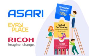 Pakiet wsparcia od ASARI i EVRYPLACE